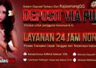 RajasenangQQ Situs Poker Deposit Pulsa Terbaik